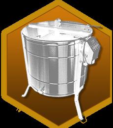 центруфугиран пчелен мед